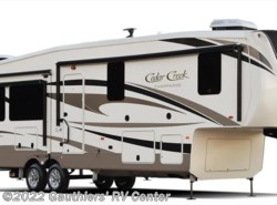 New 2018  Forest River Cedar Creek Champagne Edition 38EL by Forest River from Gauthiers' RV Center in Scott, LA