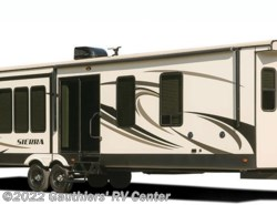 New 2018  Forest River Sierra Destination 401FLX by Forest River from Gauthiers' RV Center in Scott, LA
