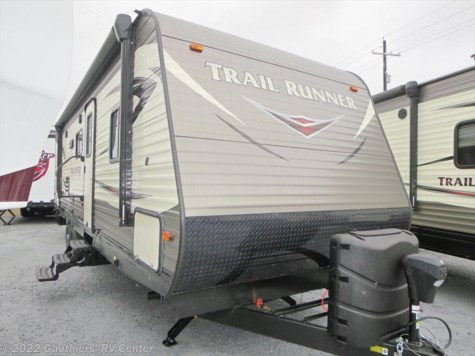 2018 Heartland RV Trail Runner TR 29 MSB