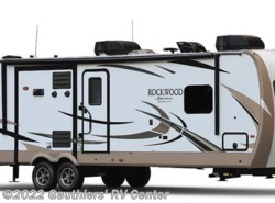 New 2018  Forest River Rockwood Signature Ultra Lite 8332BS by Forest River from Gauthiers' RV Center in Scott, LA