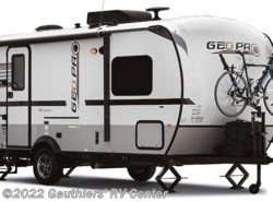 New 2019  Forest River Rockwood Geo Pro G19FBS by Forest River from Gauthiers' RV Center in Scott, LA