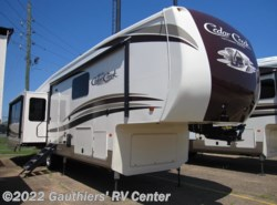 New 2018 Forest River Cedar Creek Hathaway 38FBD available in Scott, Louisiana