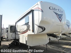 New 2019 Forest River Cedar Creek Silverback 29RE available in Scott, Louisiana