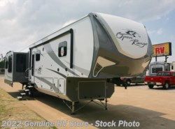 New 2018  Open Range Roamer 371MBH