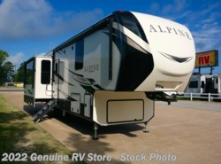 New 2018  Keystone Alpine 3651RL by Keystone from Genuine RV Store in Nacogdoches, TX