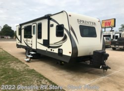 Used 2017 Keystone Sprinter Campfire 29FK available in Nacogdoches, Texas