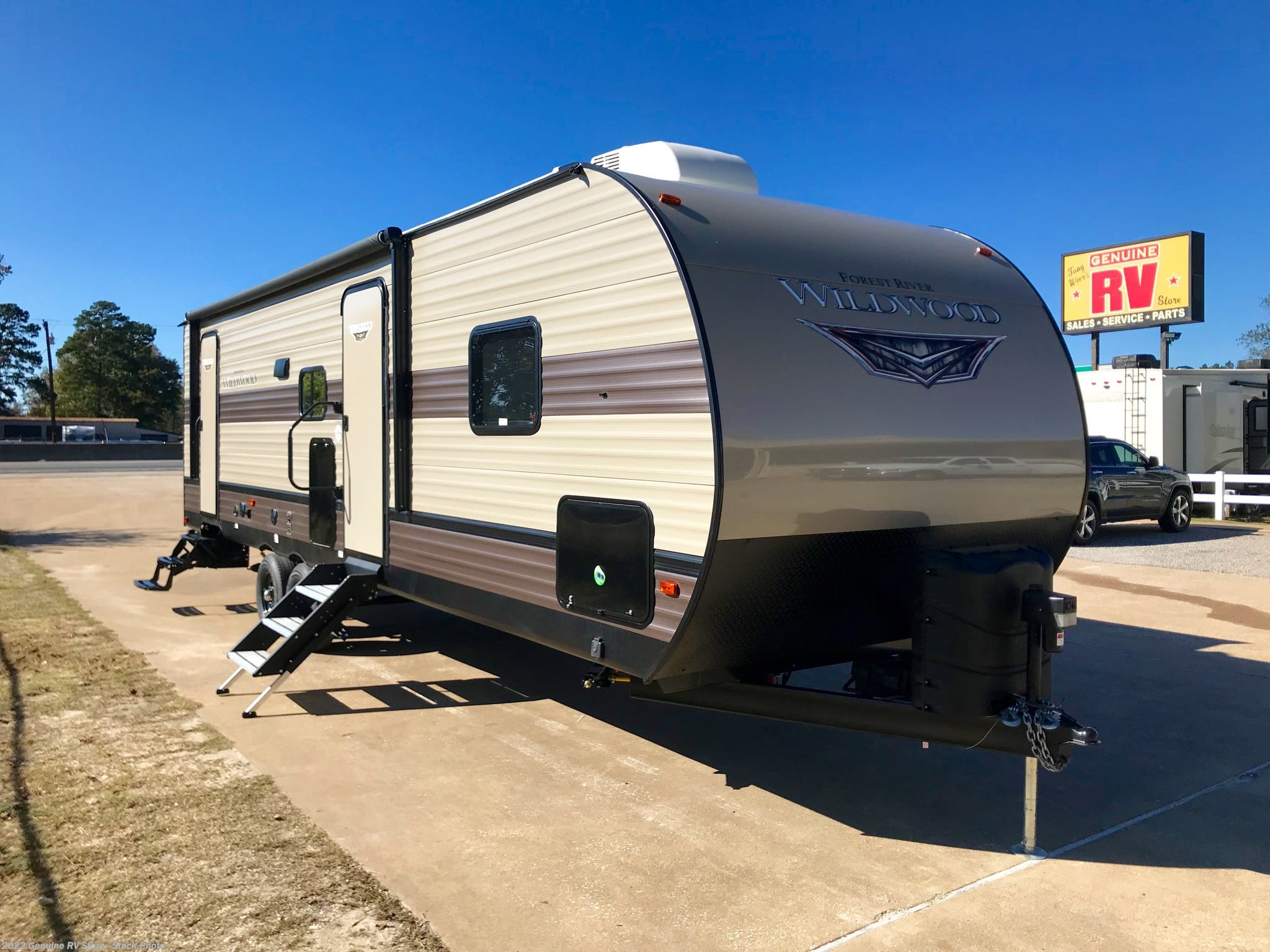 2020 Forest River RV Wildwood 26DBUD for Sale in Nacogdoches, TX 75964    Approximate Arrival Date: 8/30/19
