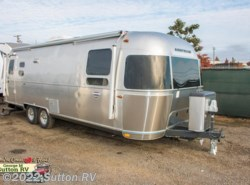 New 2016  Airstream International Signature 27FB by Airstream from George Sutton RV in Eugene, OR
