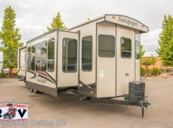 New 2017  Forest River Sandpiper Destination 401FLX by Forest River from George Sutton RV in Eugene, OR