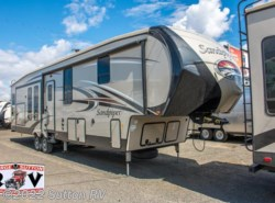 New 2017  Forest River Sandpiper 378FB by Forest River from George Sutton RV in Eugene, OR