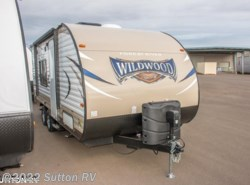 New 2017  Forest River Wildwood X-Lite 171RBXL by Forest River from George Sutton RV in Eugene, OR
