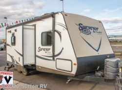 Used 2014  Forest River Surveyor SC-226RBDS by Forest River from George Sutton RV in Eugene, OR