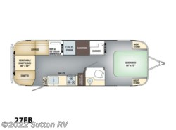 New 2017  Airstream  Tommy Bahama® Special Edition Travel Trailer 27FB by Airstream from George Sutton RV in Eugene, OR