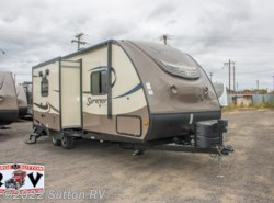 New 2017  Forest River Surveyor Couples Coach 226RBDS by Forest River from George Sutton RV in Eugene, OR