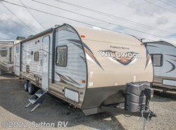 New 2018  Forest River Wildwood X-Lite 282QBXL by Forest River from George Sutton RV in Eugene, OR