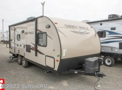 Used 2016  Forest River  21RB by Forest River from George Sutton RV in Eugene, OR