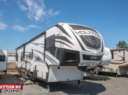Used 2016  Dutchmen Voltage Toy Haulers 3818 by Dutchmen from George Sutton RV in Eugene, OR