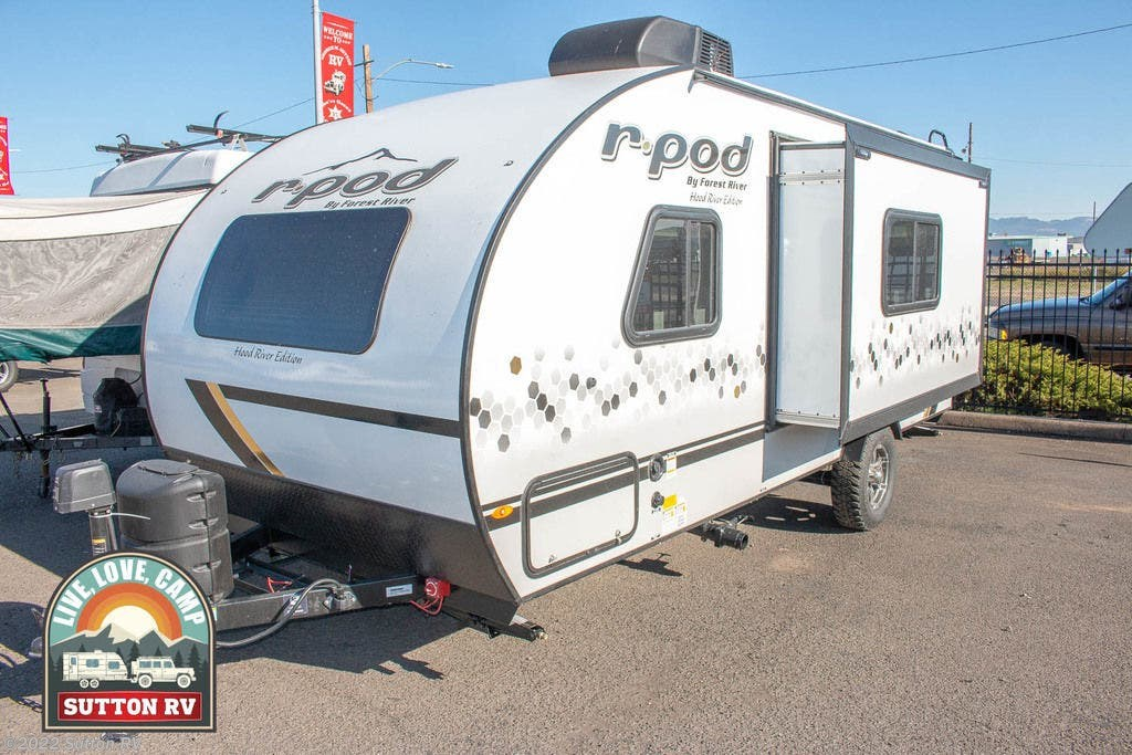 2021 Forest River R-Pod RP-196