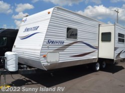 Used 2006  Keystone Sprinter  249RKS by Keystone from Sunny Island RV in Rockford, IL