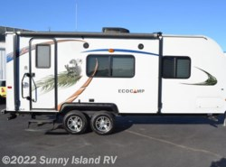 Used 2013  Skyline Koala Super Lite  ECO CAMP 19WQ by Skyline from Sunny Island RV in Rockford, IL