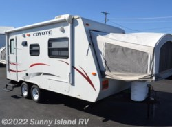 Used 2011  K-Z Coyote  20C by K-Z from Sunny Island RV in Rockford, IL