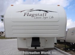 Used 2006  Forest River Flagstaff 8528BHSS by Forest River from Giant Recreation World, Inc. in Melbourne, FL