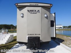 New 2017  Forest River  VILLA 295RET by Forest River from Giant Recreation World, Inc. in Palm Bay, FL