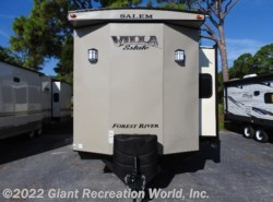 New 2017  Forest River  VILLA 395RET by Forest River from Giant Recreation World, Inc. in Melbourne, FL