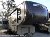 2012 Forest River Blue Ridge Cabin 3125RT
