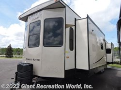 New 2017  Forest River  VILLA 393FLT by Forest River from Giant Recreation World, Inc. in Winter Garden, FL