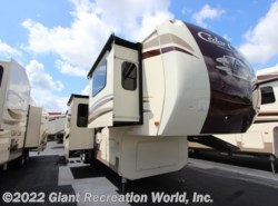 New 2017  Forest River Cedar Creek 38FLX by Forest River from Giant Recreation World, Inc. in Winter Garden, FL