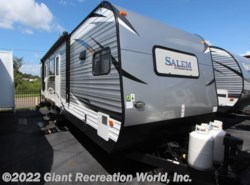 New 2018  Forest River Salem 29FKBS by Forest River from Giant Recreation World, Inc. in Winter Garden, FL