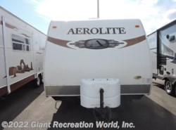 Used 2010  Aero Coach  AEROLITE 19FL by Aero Coach from Giant Recreation World, Inc. in Ormond Beach, FL