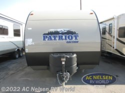 New 2017  Forest River  Patriot Edition 24RK by Forest River from AC Nelsen RV World in Omaha, NE