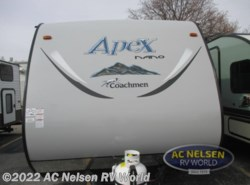 New 2017  Coachmen Apex Nano 172CKS by Coachmen from AC Nelsen RV World in Omaha, NE