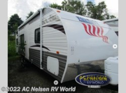 Used 2013  Forest River Cherokee Grey Wolf 26BH by Forest River from AC Nelsen RV World in Omaha, NE