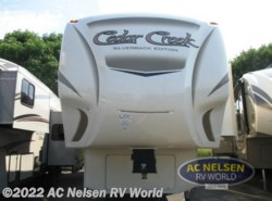 New 2017  Forest River Cedar Creek Silverback 37MBH by Forest River from AC Nelsen RV World in Omaha, NE
