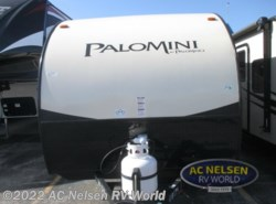 New 2017  Palomino PaloMini 180FB by Palomino from AC Nelsen RV World in Omaha, NE