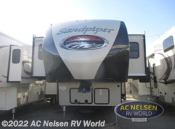 New 2017  Forest River Sandpiper 379FLOK by Forest River from AC Nelsen RV World in Omaha, NE