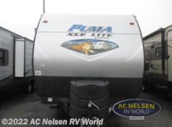 New 2018  Palomino Puma XLE Lite 27RBQC by Palomino from AC Nelsen RV World in Omaha, NE