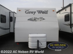 Used 2008  Forest River Cherokee Grey Wolf 26BH by Forest River from AC Nelsen RV World in Omaha, NE