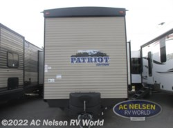 New 2018  Forest River Cherokee Destination Trailers 39RE by Forest River from AC Nelsen RV World in Omaha, NE