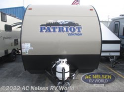 New 2018  Forest River Cherokee Wolf Pup 16FQ by Forest River from AC Nelsen RV World in Omaha, NE