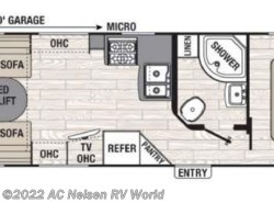 New 2018  Coachmen Freedom Express Blast 271BL by Coachmen from AC Nelsen RV World in Omaha, NE