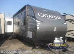 New 2018  Coachmen Catalina Legacy 333RETS by Coachmen from AC Nelsen RV World in Omaha, NE