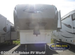 Used 2012  Keystone Cougar Half-Ton Series 327RES by Keystone from AC Nelsen RV World in Omaha, NE
