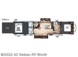 New 2018  Forest River Vengeance 348A13 by Forest River from AC Nelsen RV World in Omaha, NE