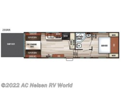 New 2018  Forest River  Patriot Edition 255RR by Forest River from AC Nelsen RV World in Omaha, NE