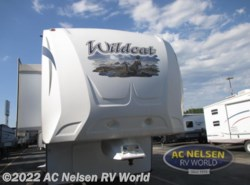Used 2012  Forest River Wildcat 323QB