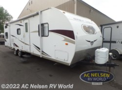 Used 2011  Forest River Cherokee Grey Wolf 28BH by Forest River from AC Nelsen RV World in Omaha, NE